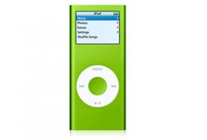 Apple 4GB iPod Nano (Green) FREE SHIPPING!!!!