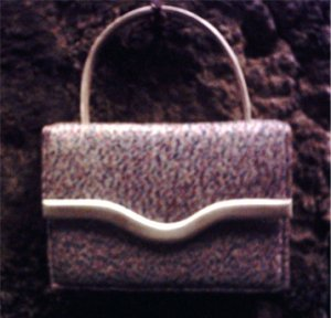 Pastel Colored Hand Bag