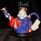 Fitz & Floyd - Miniature Statue of Liberty Teapot