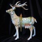 Fitz & Floyd Gregorian Deer Figure - NIB