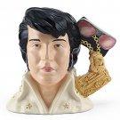 """Royal Doulton - Elvis """"Vegas"""" Character Jug - Ltd Ed."""