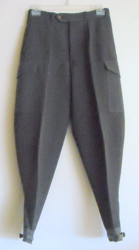 Vintage G K A Goteborg Sweden Mens Uniform Pants C48