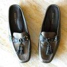 Karen Scott Womens Leather Shoes Flats Size 8 M