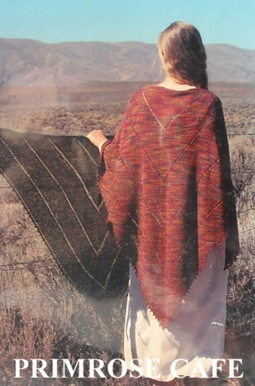 Fiber Trends The Landscape Shawl And Scarf Pattern