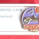 McDonald's Monopoly Coca Cola Crew 1999 tie tac pin