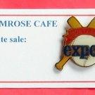 Montreal Expos Diamond Series 1991 Tie Tac Pin