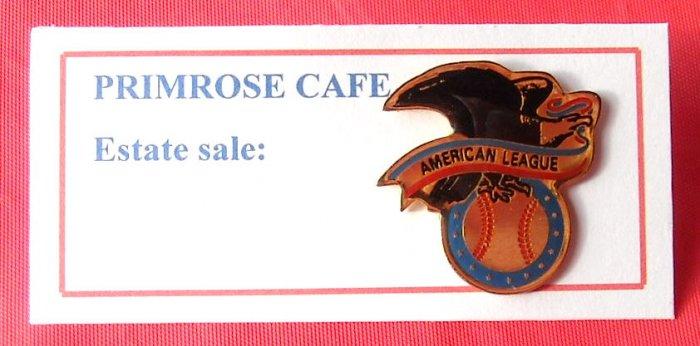 American League Diamond Series 1991 Tie Tac Pin