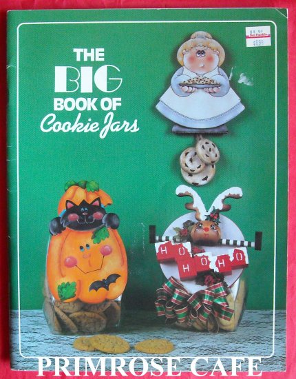 The big book of cookie jars softcover
