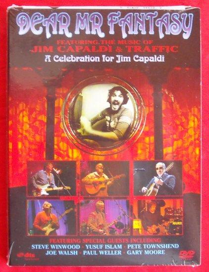 Dear Mr Fantasy Tribute to Jim Capaldi DVD