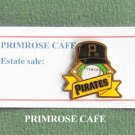 Vintage Pittsburgh Pirates Baseball Team Tie Tac Pin