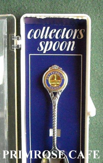 Gettysburg Penna miniature souvenir spoon