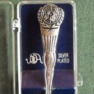 United Nations miniature souvenir spoon