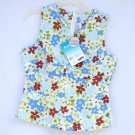 Water Girl Social Butterfly Tank Womens Summer Tank Top Size M NWT