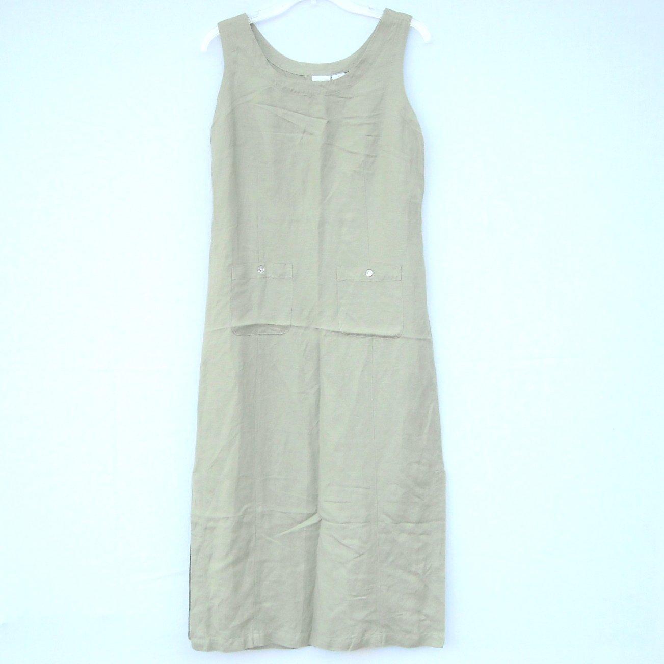 Cherokee womens light summer dress size 8