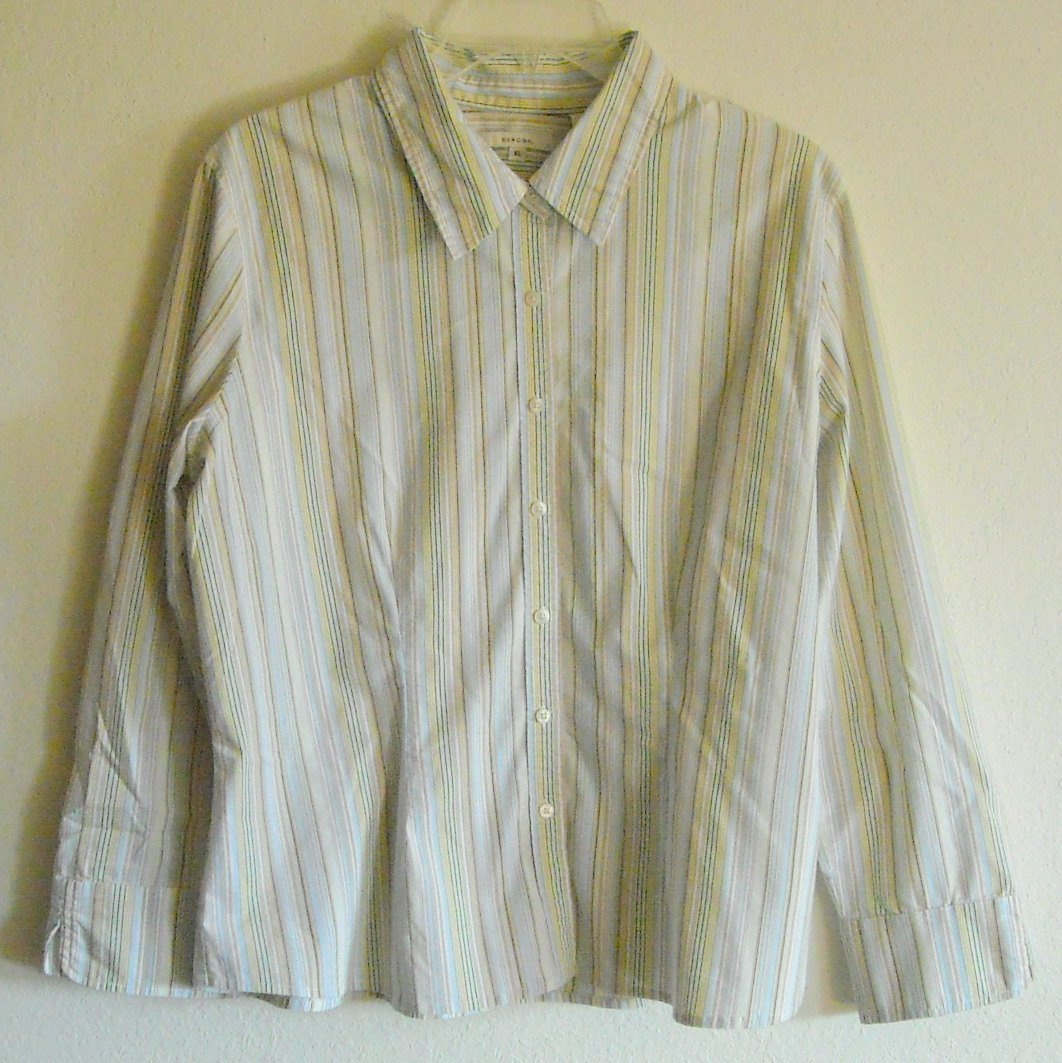 Merona Womens Top Shirt Size XL