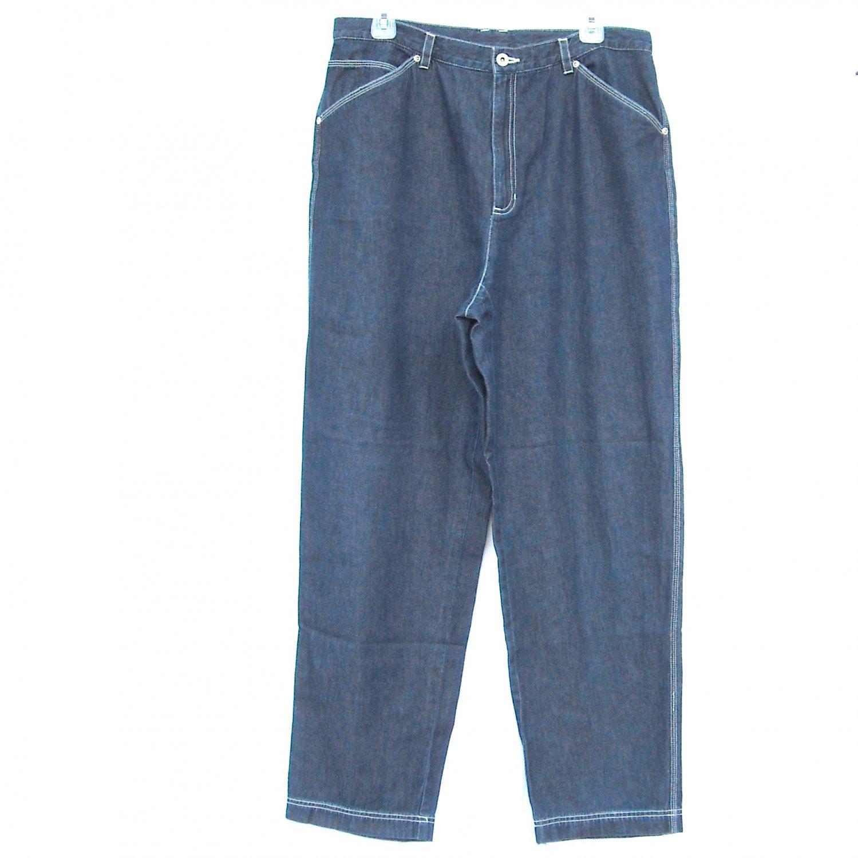 Liz Claiborne Jeans Womens Denim Liz Wear Size 16