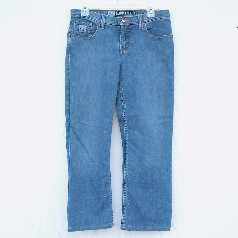 Cruel Girl #2 Low Rise Slim Denim Jeans Juniors Size 9 Regular