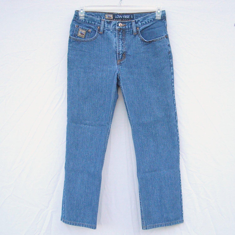 Cruel Girl #4 Low Rise Denim Jeans Juniors Slim Size 9 Regular