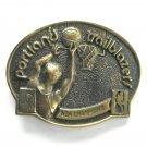 Portland Trail Blazers NBA Champions Heritage Mint 5381 Solid Brass Belt Buckle