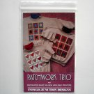 Indygo Junction Patchwork Trio Decorated Shirt Crafts Pattern 527