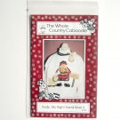 Whole Country Caboodle Designs Rudy My Right Hand Man II Crafts pattern #133