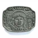 100 Years Of Liberty Limited Edition 1984 belt buckle