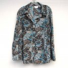 Worthington Womens Easy Care Stretch Blouse Top Shirt Size 2X