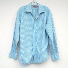 Nyne Mens New You Striped Cotton Shirt Size XL