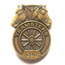 Brotherhood of Teamsters Union 296 Belt Buckle