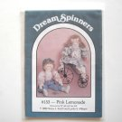 "Dream Spinners # 153 Pink Lemonade 22"" Girl Boy Dolls Pattern"