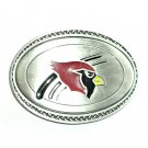 Arizona Cardinals Great American Products Fine Pewter NFL Belt Buckle
