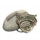 Jacksonville Jaguars Vintage GAP Pewter NFL Belt Buckle