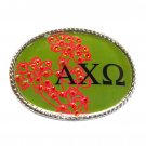 Alpha Chi Omega Women's Little Gorilla Design No 1 Belt Buckle