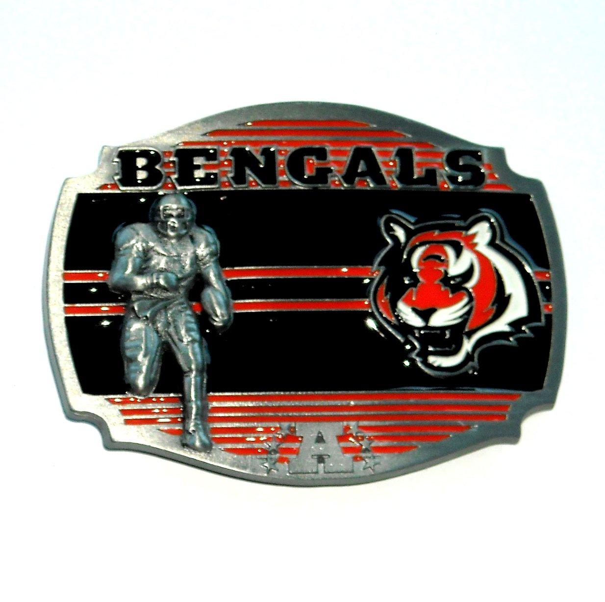 Cincinnati Bengals NFL Licensed GAP Belt Buckle