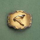 Raintree Duck 3D Vintage Belt Buckle