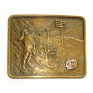 Pacific Northwest Bell Telephone O.C. Tanner American Belt Buckle