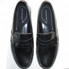 Rockport Men's Black Leather Shoes Size 11.5 W US