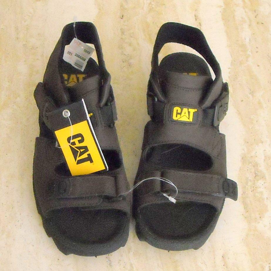 CAT Caterpillar Brand Brown Sandals Size 7