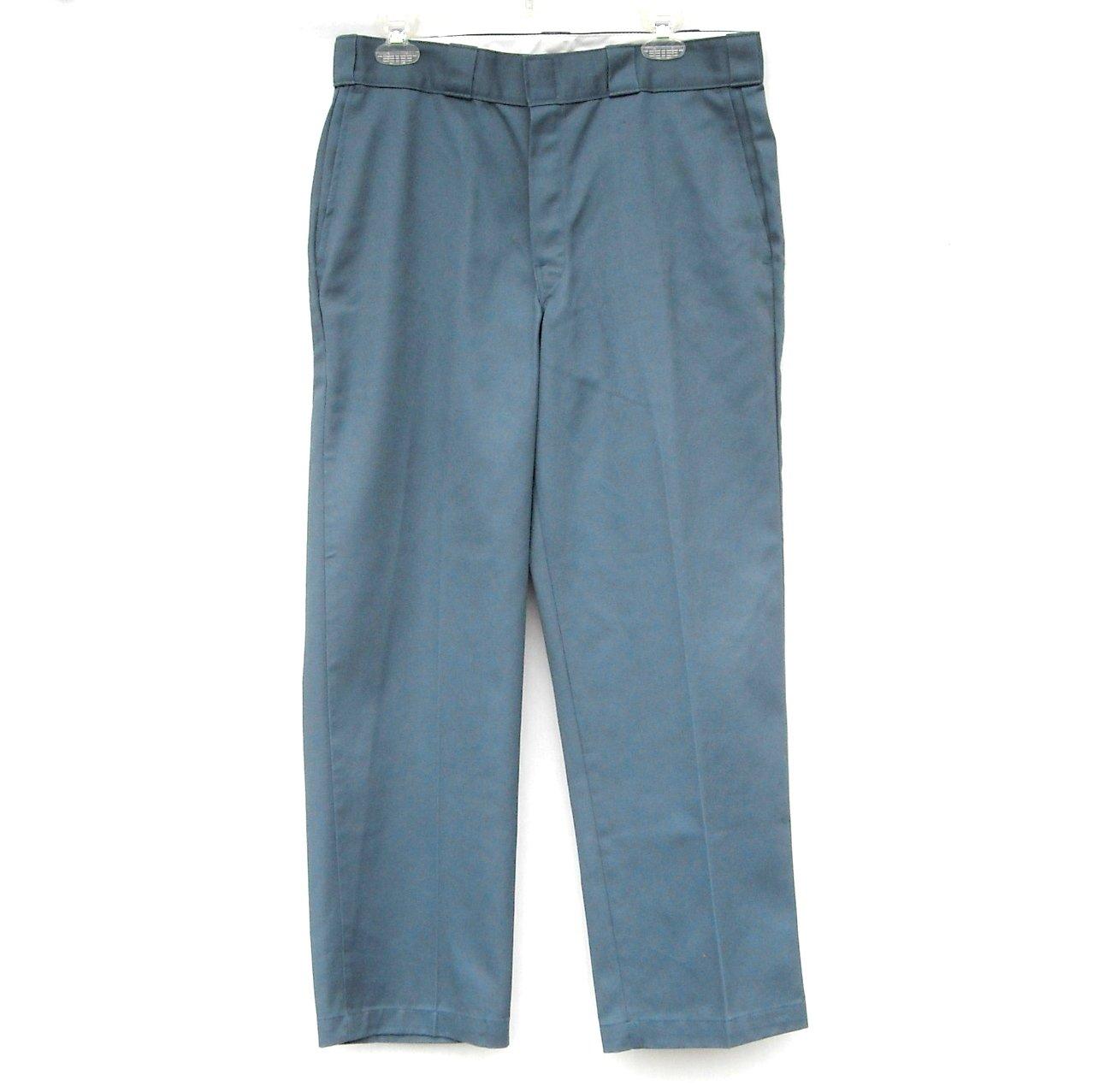 Dickies Genuine Blue Work Pants 34 X 28