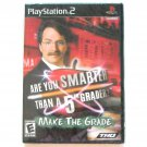 Are you smarter than a 5th grader PS2 game