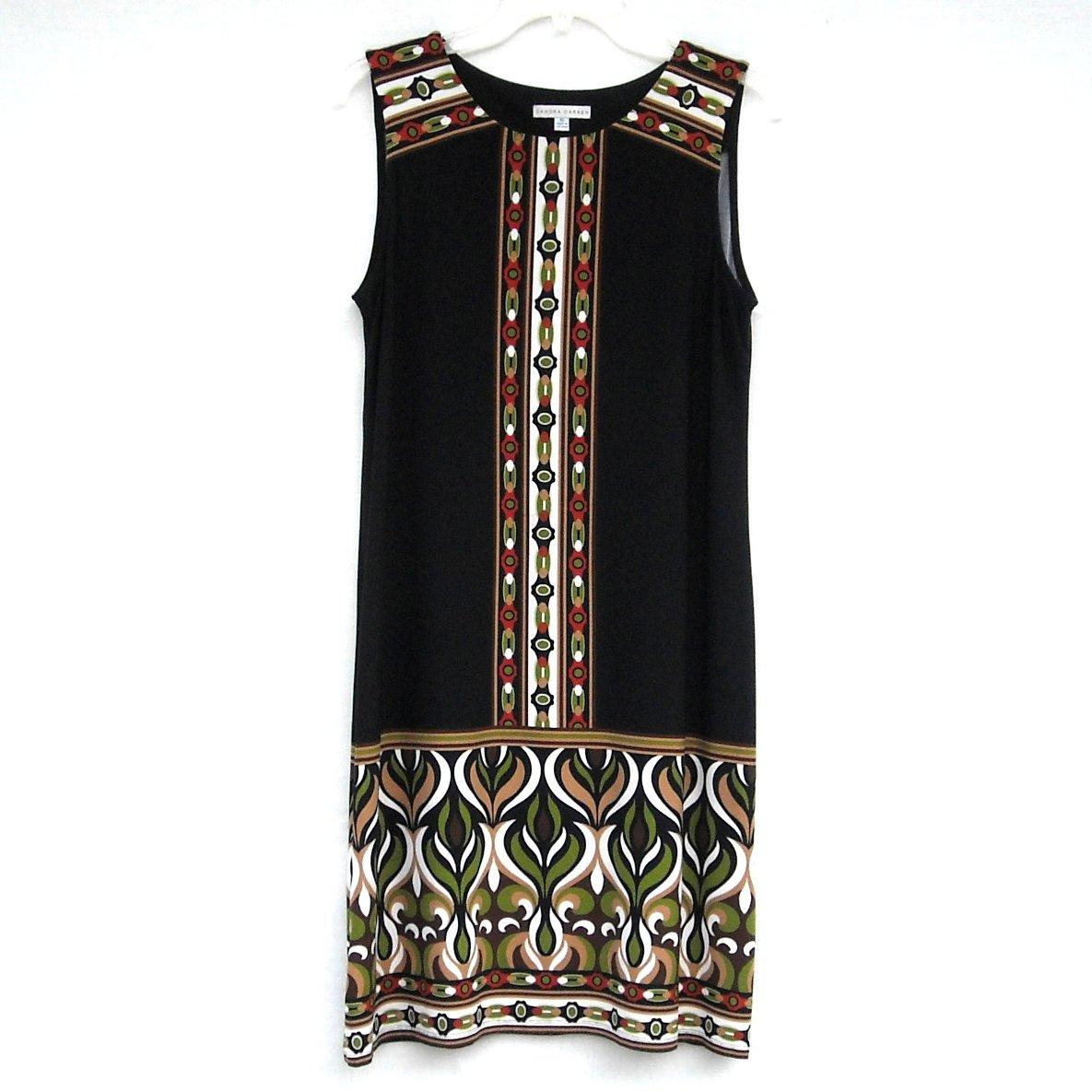 Misses Sleeveless Sandra Darren Dress size 10