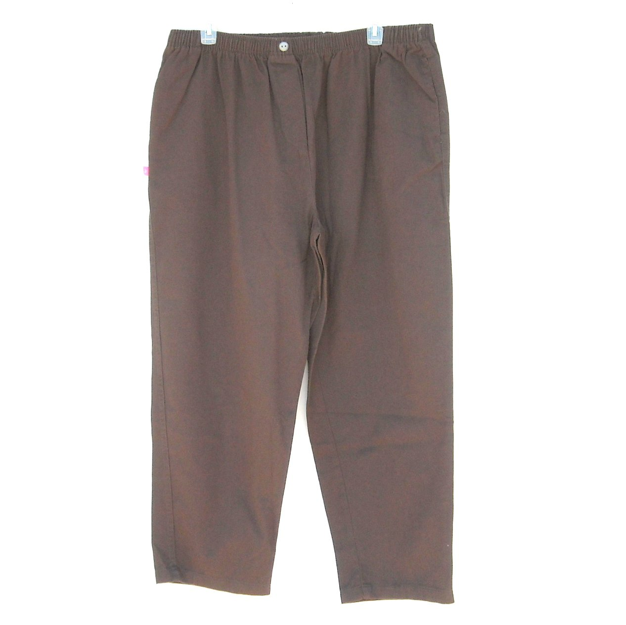 Woman Within Brown Casual Pants Plus size 26 W