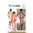 Misses Top Skirt Pants Size 12 - 16 Vintage Butterick Sewing Pattern 3465