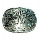 Hesston 1992 Professional Rodeo Cowboys Belt Buckle