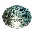 Hesston 1947 - 1997 50th anniversary Professional Rodeo Cowboys Belt Buckle