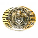 Sergeants Major Academy US Army Award Design Brass Belt Buckle