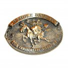 Mule Days Bishop California 1994 Bronze 3D No 2923 Belt Buckle
