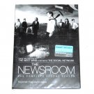 HBO The Newsroom Season 2 Complete Second Season DVD