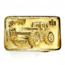 International Harvester Super 70 Kansas City Edition Gold Color Belt Buckle