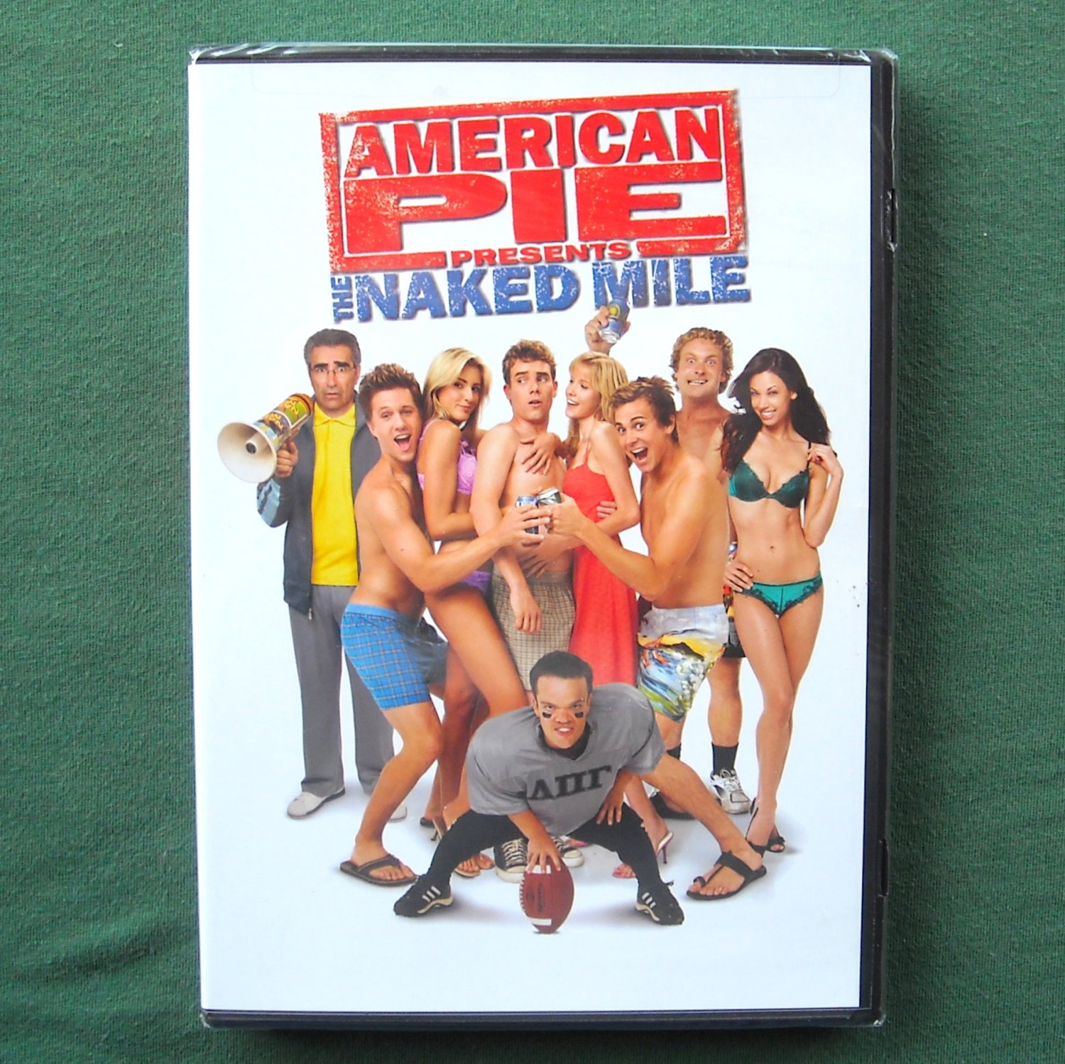 American Pie Presents The Naked Mile 2006 american pie presents the naked mile dvd